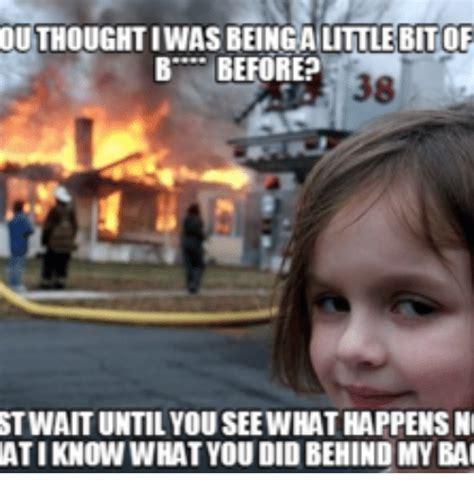 Girl burning house Memes