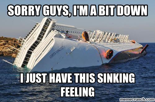 Funny Cruise Ship Memes