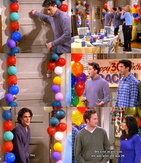 Friends Tv Show Birthday Memes