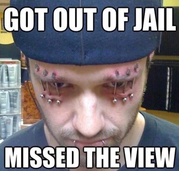 Funny Jail Memes