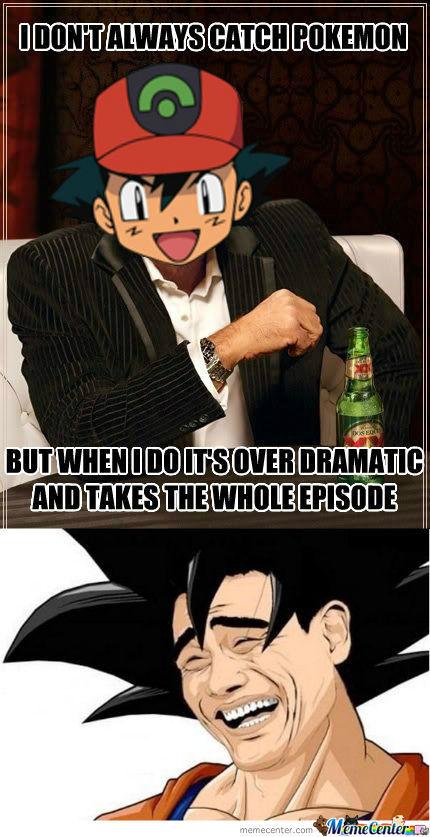 Ash Ketchum Memes