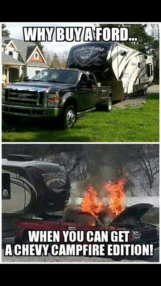 Chevy Sucks Memes