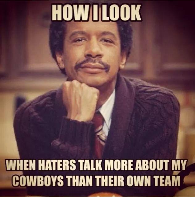 Cowboys Haters Memes