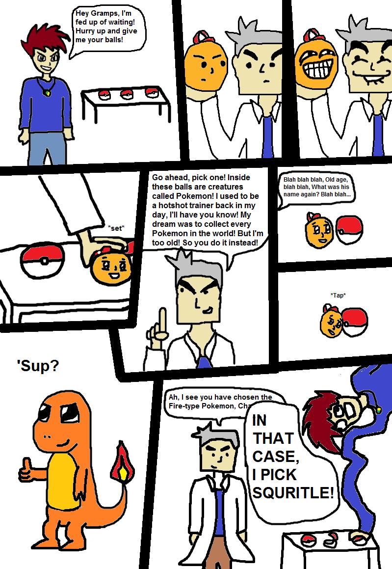Funny Pokemon Black And White Comics pokemon funny memes