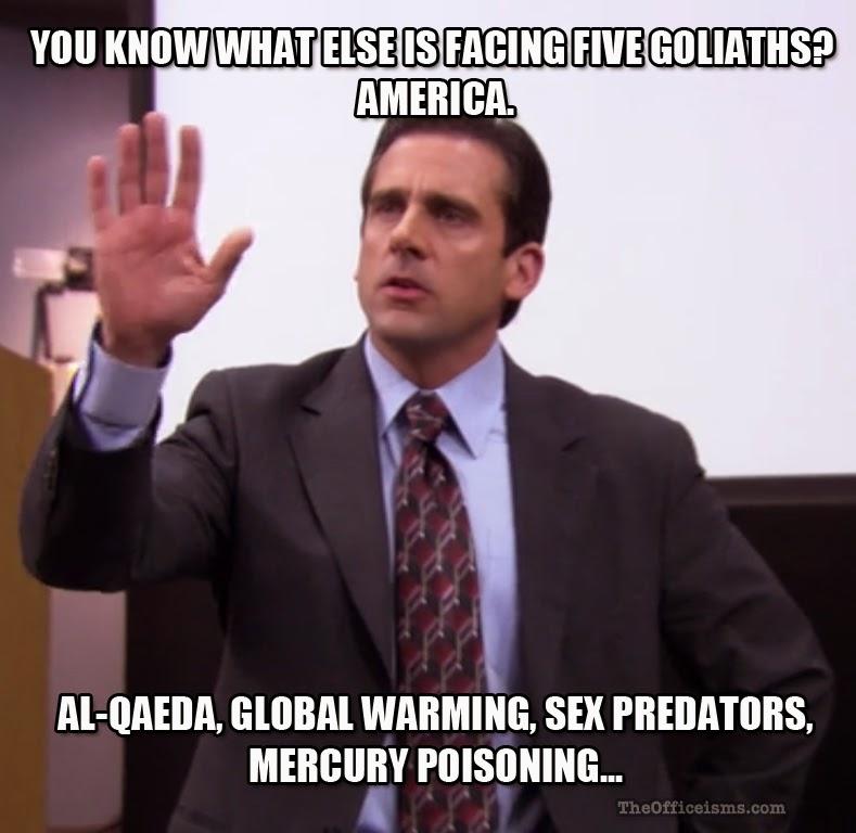 Michael Scott Memes