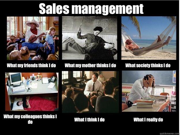 sales humor memes