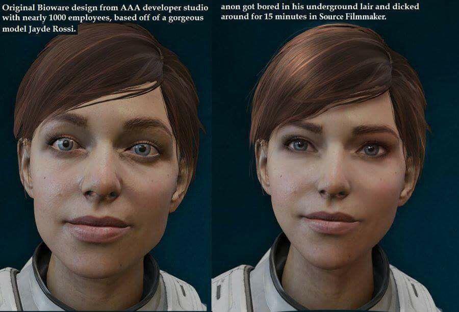 Mass Effect Andromeda Memes