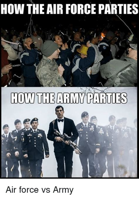 Air Force Vs Army Memes