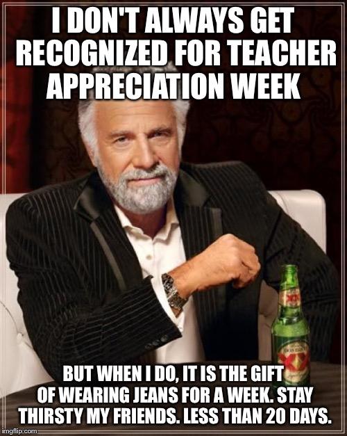 Teacher Appreciation Week Memes