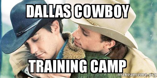 Cowboy dallas gay