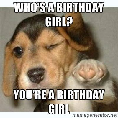 Funny Daughter Birthday Memes