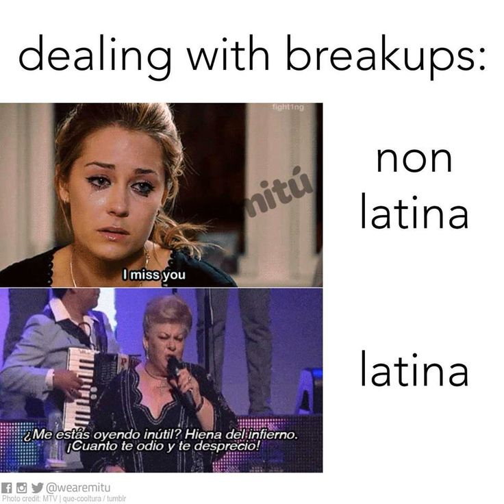 Memes about dating a latina