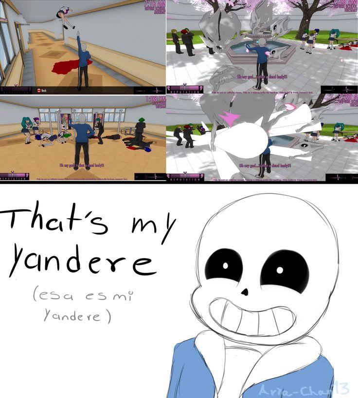 Yandere simulator Memes