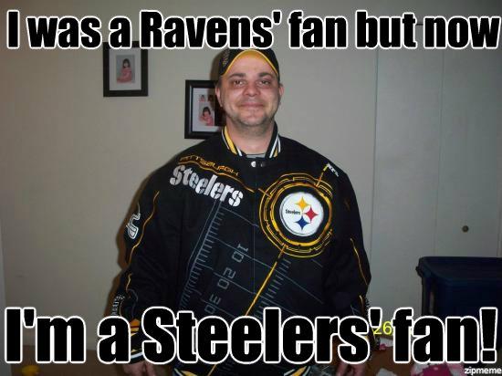 Ravens Steelers Memes