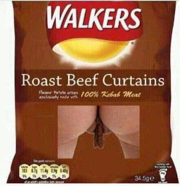 Beef curtain