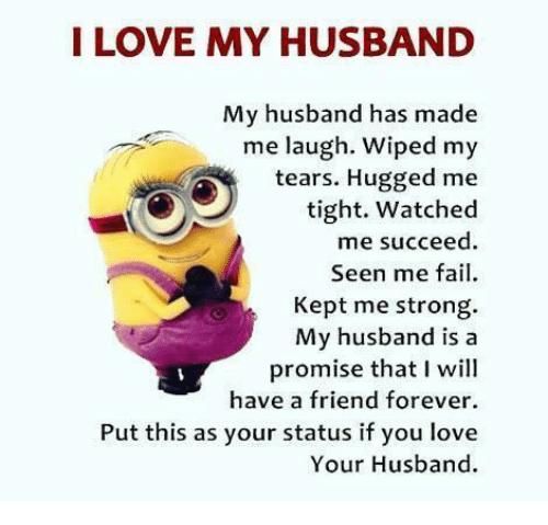 I Love My Man Memes