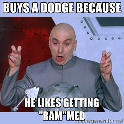 Anti Dodge Memes