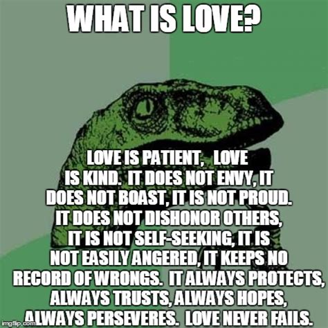 What Is Love Memes