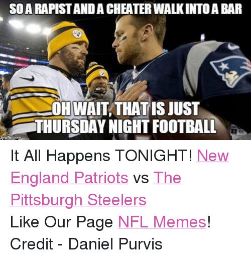 Steelers Patriots Memes