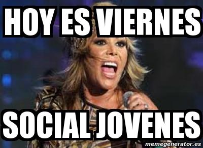 Imágenes De Memes De Feliz Viernes Social