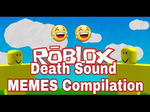 Roblox Death Sound Memes
