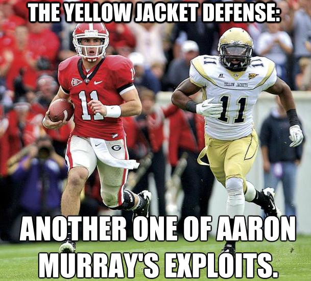Georgia Tech Football Memes