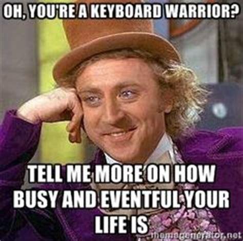 Internet Warrior Memes
