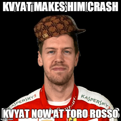 Vettel Meme