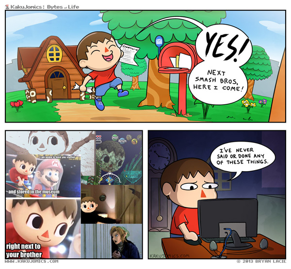 Best Collection Of Funny Super Smash Bros Memes Tilted Towers