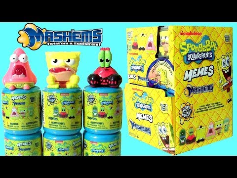 Spongebob mashems Memes