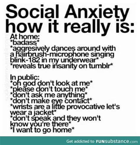 Too Much Social Anxiety Know Your Meme