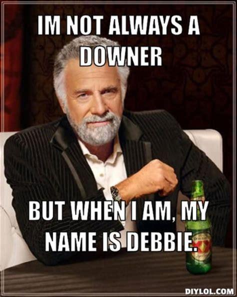 Debbie Memes