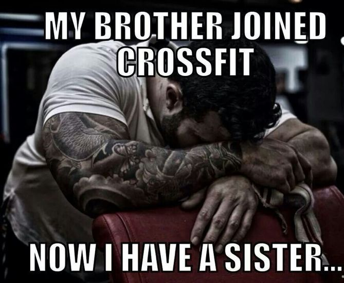Funny crossfit Memes