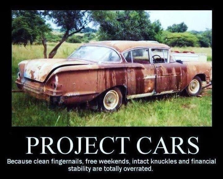Project Car Memes