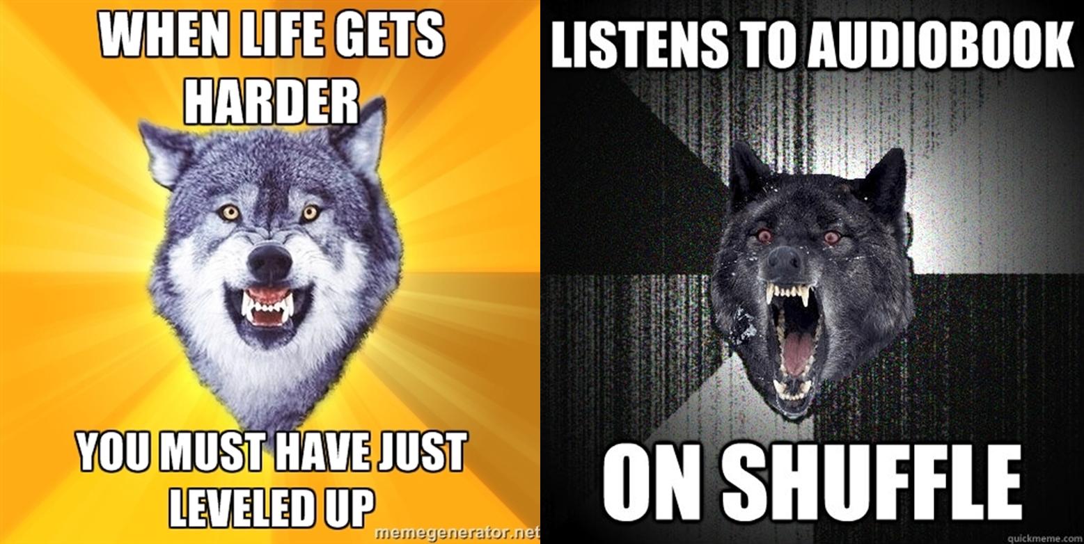 Wolf Memes
