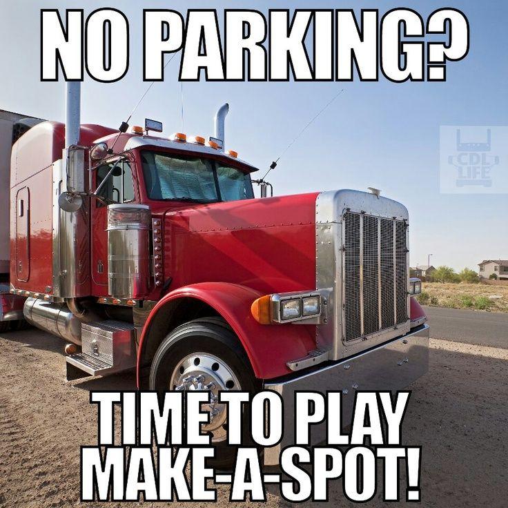 Funny Semi Truck Memes