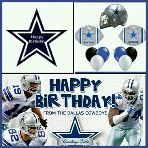 Dallas Cowboys Birthday Memes