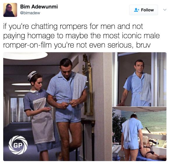 9baa7c4beb4 Male romper Memes