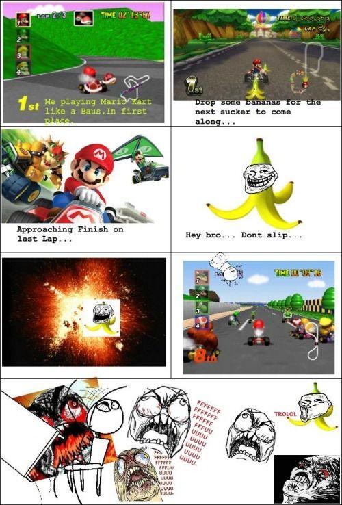Mario Kart Memes