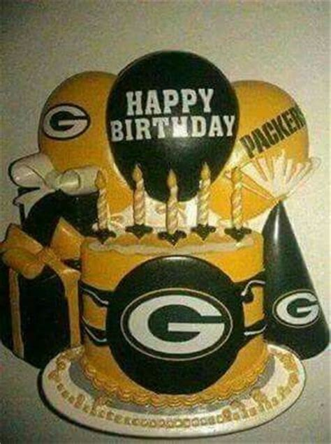 Fabulous Green Bay Packers Birthday Memes Personalised Birthday Cards Rectzonderlifede