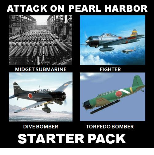 Pearl Harbor Memes