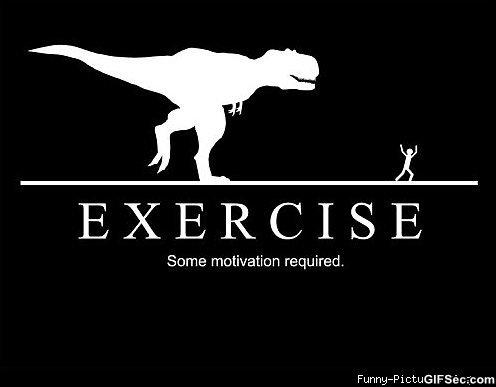 Motivational Exercise Memes