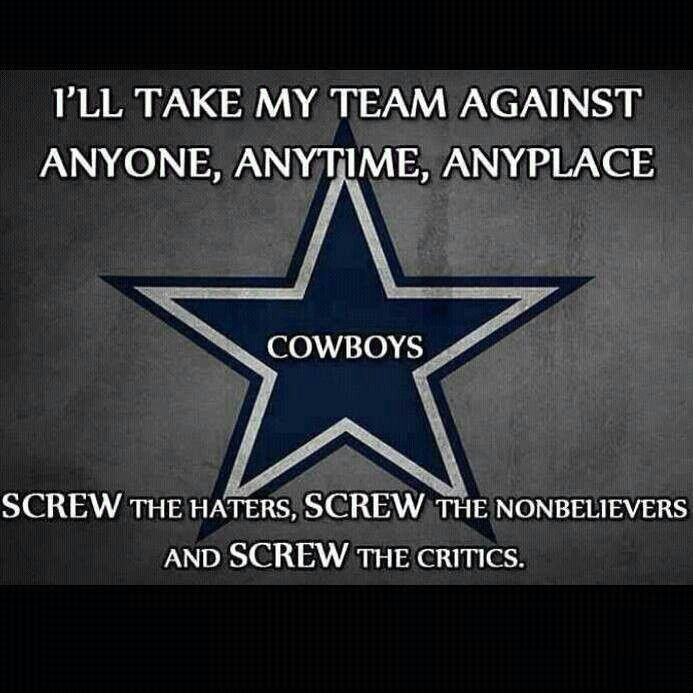 I Love Dallas Cowboys Memes