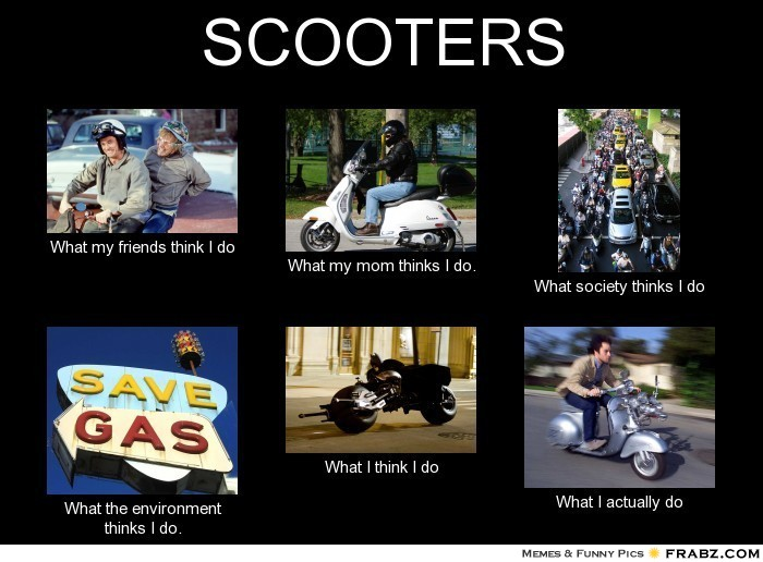 Scooter Memes