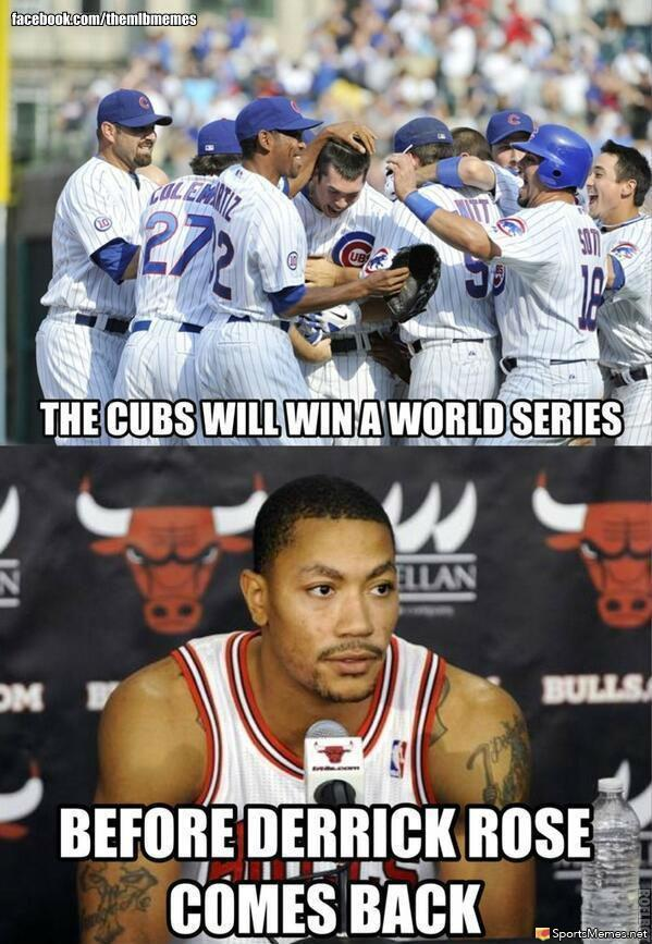 Funny Chicago Cubs Memes