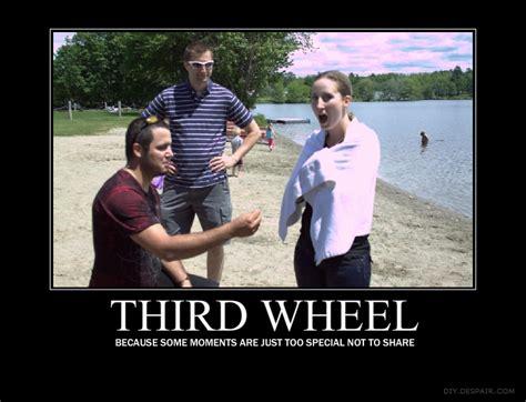 Third wheel Memes