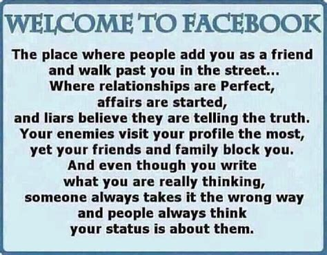 To facebook welcome 27 Amazing