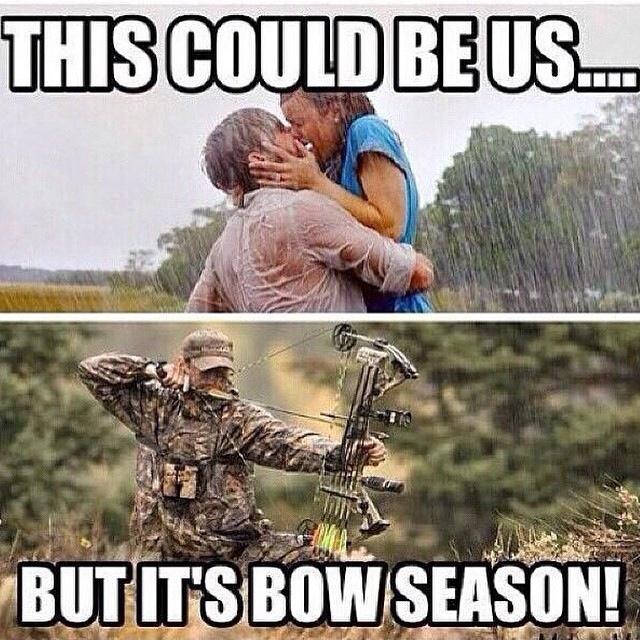 Funny Bow Hunting Memes