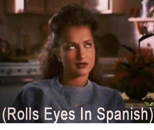 Eye Roll Memes
