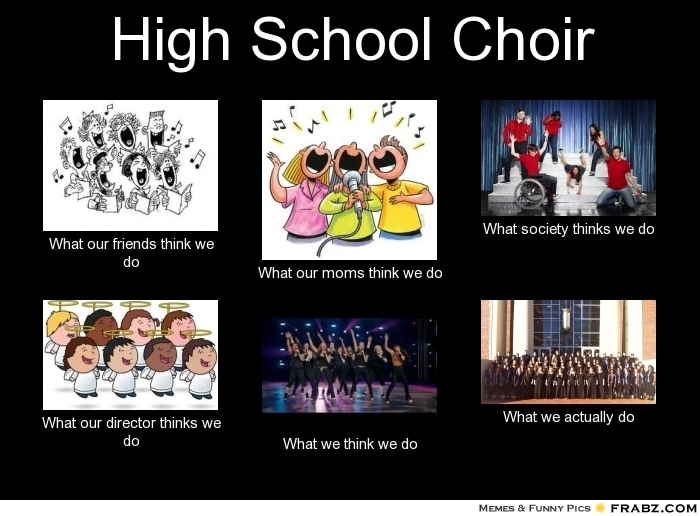 Choir Memes